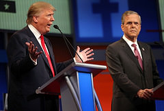 GOP Hopefuls Gather for First Debate of 2016 Presidential Race