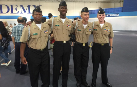 KMHS NJROTC Shines at Leadership Academy