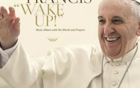 The Pope is Making an Album