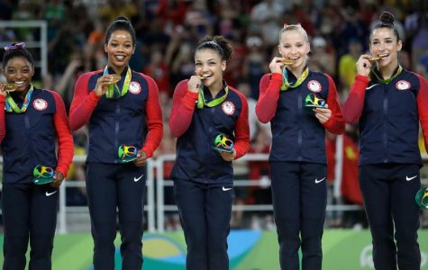 US Women's Gymnastics: The Final Five