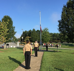 Kennesaw Mountain Remembers 9/11