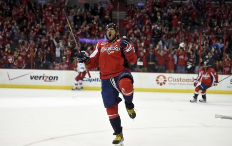 The Washington Capitals are Tearing Up the NHL