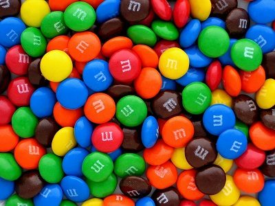 Caramel M&M's Are the Newest Candy Craze