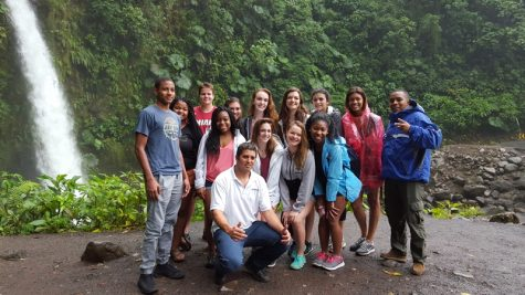 Mustangs Travel To Costa Rica
