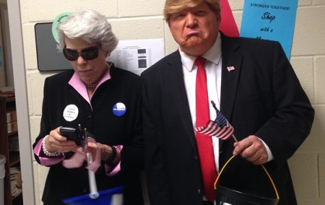 Why Are Teachers In Costumes?