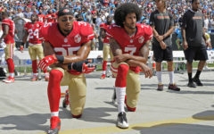 NFL Players Protest in Response to Trump Criticism