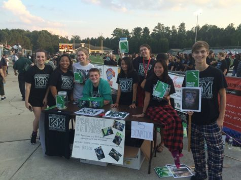Kennesaw Mountain High School Partners with Project Chimps