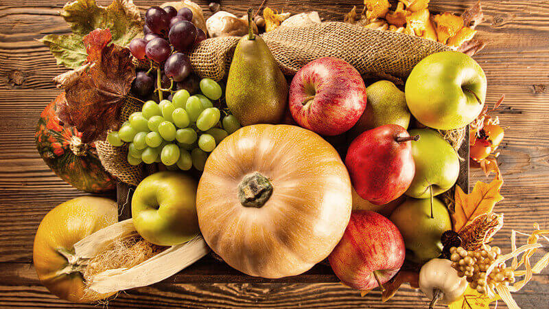 The Best Fruits for a Flavorful Fall