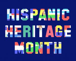 Let's Celebrate Hispanic Heritage Month